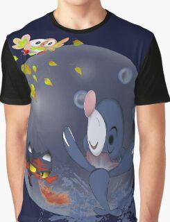 THE NEW POKEMON SERIES Graphic T-Shirt