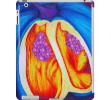 Abstract Pepper iPad Case/Skin