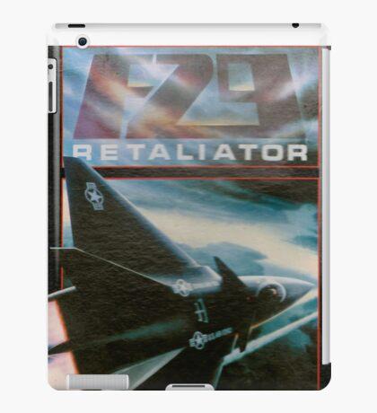 F-29 RETALIATOR iPad Case/Skin
