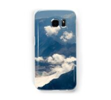 Alps from the plane 2 Samsung Galaxy Case/Skin