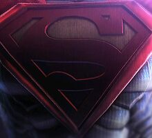 Superman Emblem by Razmataz