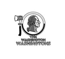 The Washington Washingtons Photographic Print