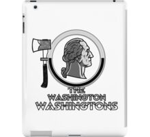 The Washington Washingtons iPad Case/Skin