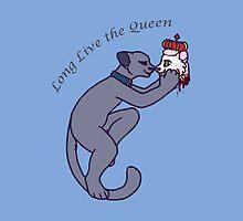 Long Live the Queen by CassMutt