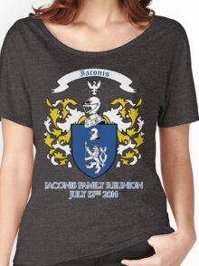Iaconis Reunion 2014 Women's Relaxed Fit T-Shirt