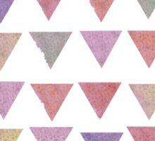 Delightful Little Pyramids Sticker