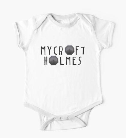 Mycroft Holmes One Piece - Short Sleeve