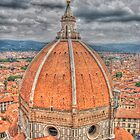 Duomo, Florence Italy by rkteck
