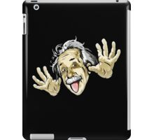Albert Einstein Parody iPad Case/Skin