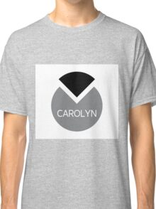 american first name female: Carolyn Classic T-Shirt
