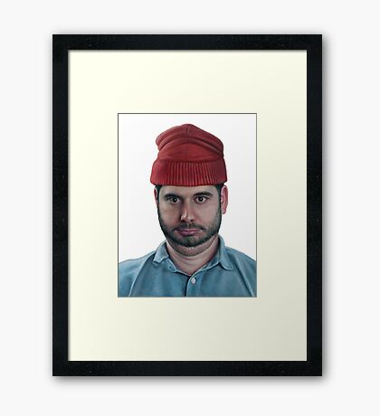 H3H3 - Ethan Klein  Framed Print