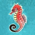 Seahorse by Rootedbeauty