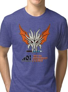 Macross Delta Leader Tri-blend T-Shirt