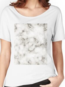 Marble Women's Relaxed Fit T-Shirt
