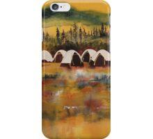 Fire Camp #1 iPhone Case/Skin