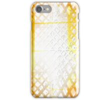 Collection Yellow Light and Shadow iPhone Case/Skin