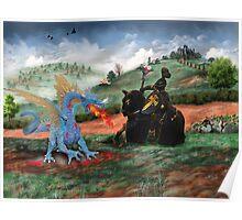 Slaying The Dragon Poster