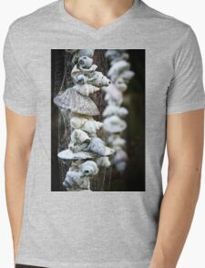 Sea Shell composition Mens V-Neck T-Shirt