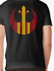 Rebel Alliance Symbol Mens V-Neck T-Shirt