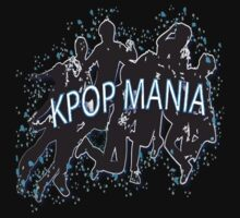 KPOP MANIA Kids Tee