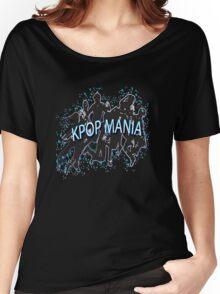 KPOP MANIA Women's Relaxed Fit T-Shirt