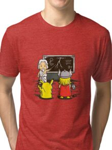 Pop culture Tri-blend T-Shirt