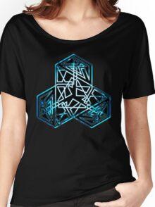 Skyknot Women's Relaxed Fit T-Shirt