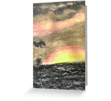 Reaching Towards the Sun Greeting Card