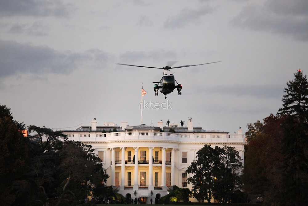 White House by rkteck