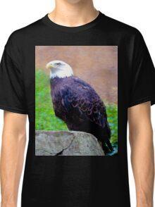 Bald Eagle American Mascot Classic T-Shirt