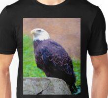 Bald Eagle American Mascot Unisex T-Shirt