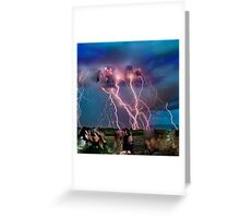 Electrifying Greeting Card