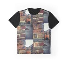 Bricks and Puddles Graphic T-Shirt
