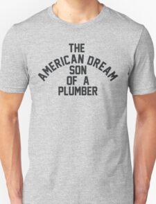 Son of a Plumber Unisex T-Shirt