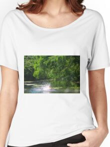 SPLASH! Women's Relaxed Fit T-Shirt