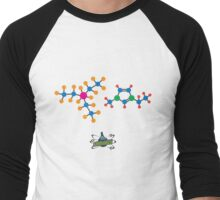 University of Newcastle Chemistry Society Emim FAP Shirt Men's Baseball ¾ T-Shirt