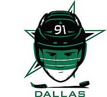 Dallas Hockey T-Shirt Photographic Print