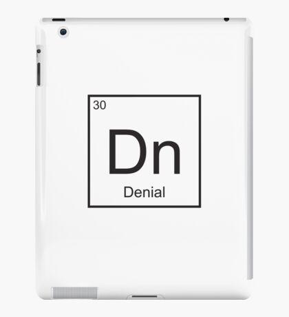 The Element of Denial iPad Case/Skin