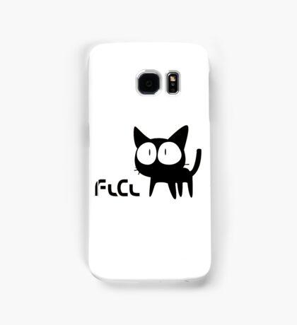 FLCL - Cat Samsung Galaxy Case/Skin