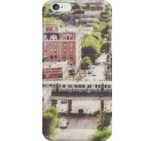 Uptown Chicago L iPhone Case/Skin