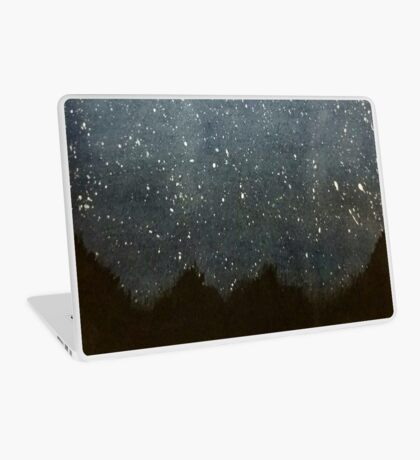 Night Sky Laptop Skin
