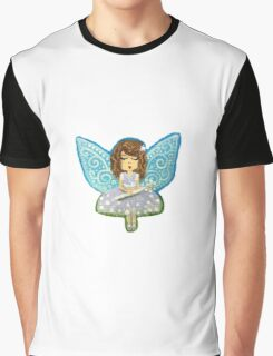 Happy Fairy Graphic T-Shirt
