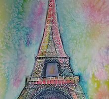 Gay Paris  by Karin Zeller