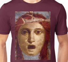 Souvenir from Pompeii - Theatre Mask Unisex T-Shirt