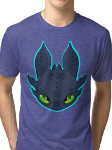HTTYD Toothless Tri-blend T-Shirt