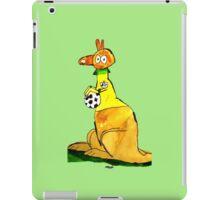 Dan's Socceroo!  iPad Case/Skin