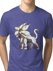 Solgaleo & Littens Tri-blend T-Shirt