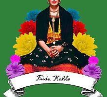 Frida Kahlo by Proyecto Realengo