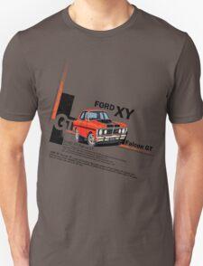 XY GT HO Ford Falcon Cartoon - Freddy T-Shirt
