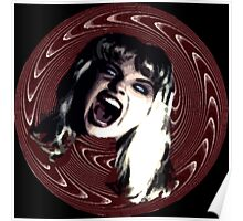 Laura Palmer Red Death Poster